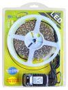 Ikona:  AKCE A ECOLITE LED PÁSKA SET vysoce výkonný pásek, páska, 1,5m, 4500K, IP20, DX-SMD3528-BI/1,5M NEW