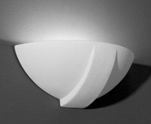 Sádrová a keramická svítidla