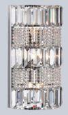 Ikona: Křišťálové nástěnné přisazené svítidlo HOFSNAS 102489 MarkSlojd
